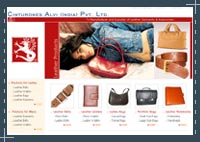 Leather Products Manufacturer