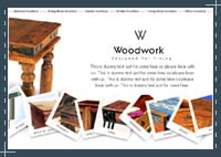Wooden & Wrought Iron Furniture